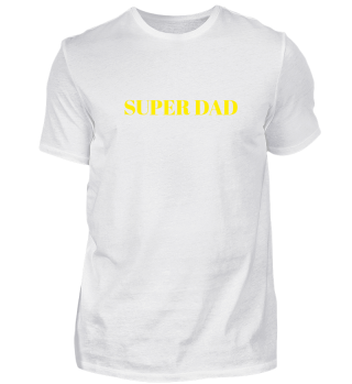 Shirt Super Dad