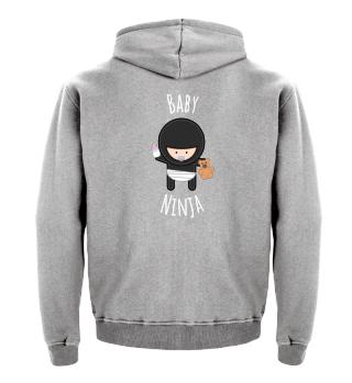 Ninja - Funny T-Shirt & Gift