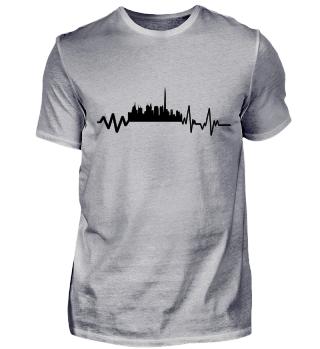 Heartbeat Dubai - T-Shirt