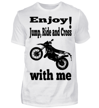 Enjoy! Jump Ride and Cross with me 5 B