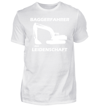 Baggerfahrer