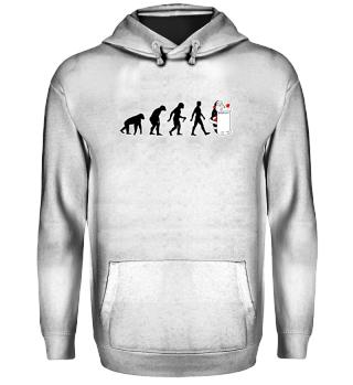 Evolution Of Humans - Santa Claus II