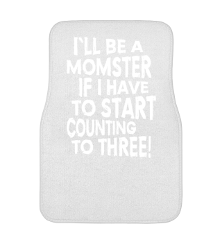♥ Saying - Momster Counting To Three 2