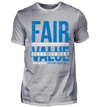 Fair Value finde ich gut AktienfinderNet