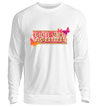 It-Schmetterlinge Sweatshirt