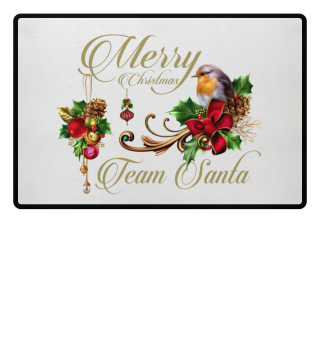☛ MERRY CHRISTMAS · TEAM SANTA #1GF