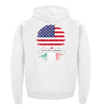 American Grown with Italian Roots