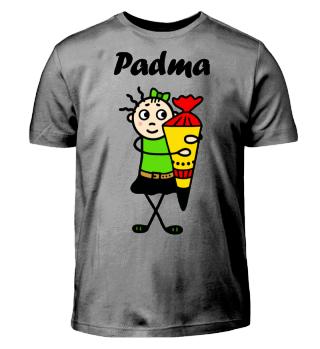 Padma - Einschulung I-Dötzchen
