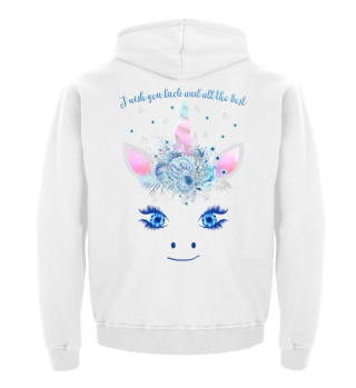 ♥ Cute Unicorn Flowers Magic Luck 2