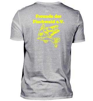 T-Shirt Freunde der Fischwaid