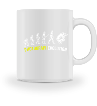Fotografie - Photograph Evolution Tasse