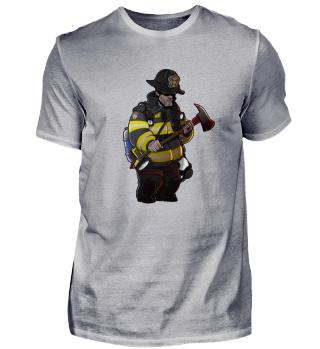 Firefighter - Fireman Feuerwehr