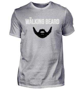 The walking beard Tag des Bartes Geschenk