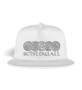 Wikinger Schildwall - Cap