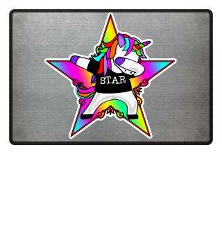 Dabbing Unicorn - Been A Star Dab 2
