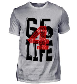 Gulfstream Pilot T-Shirt GeschenkPresent
