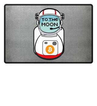 Bitcoin Astronaut Tee