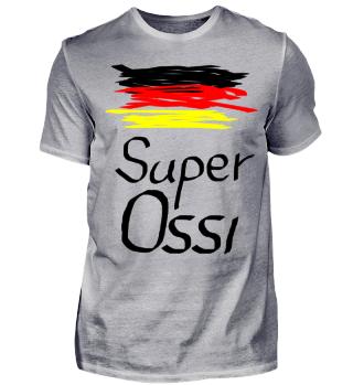 Super Ossi Deutschland Geschenk