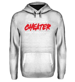 Gamer Shirt- Cheater