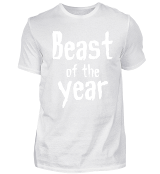 Beast of the year