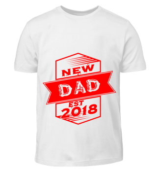 GIFT- NEW FAMILY DAD 2018 RED