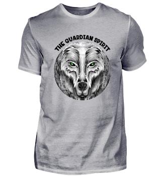☛ SCHUTZGEIST · WOLF · KREIS · GRUNGE #5S