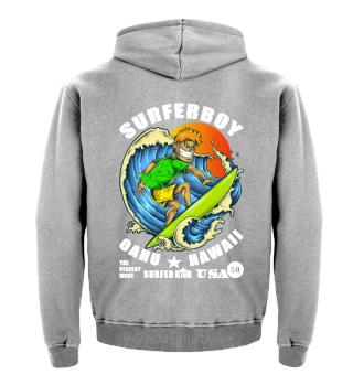 ☛ SURFERBOY · HAWAII #1W