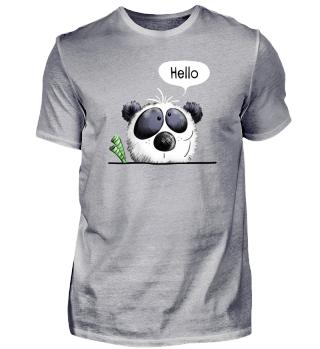 Hello Panda Bär I Pandas I Bär Comic