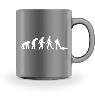 Evolution Of Humans - High Heel II