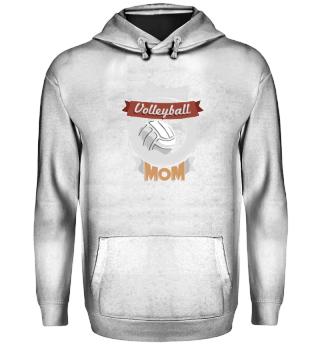 Volleball Mom - Mother Team Biggest Fan