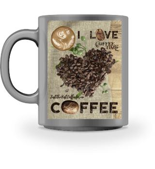 ♥ I LOVE COFFEE #1.18.2T