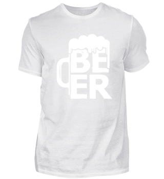Beer Is The Answer - Drink Birthday GIft