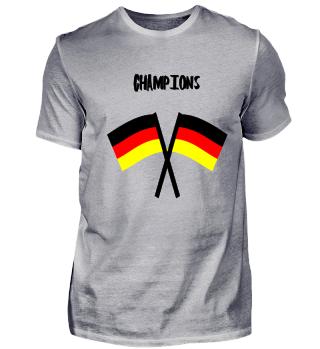 Deutschland Champions!