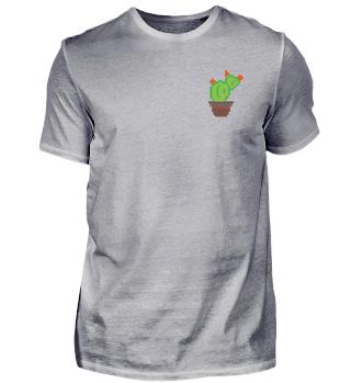 Kaktus Pixel Art klein