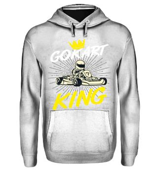 Geschenk Gokart King