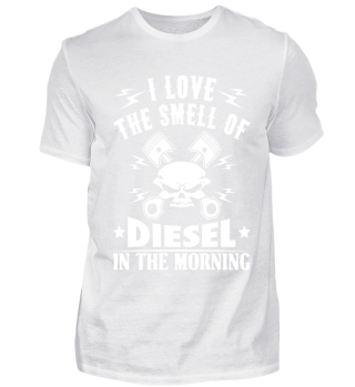 Love the smell of diesel in the morning