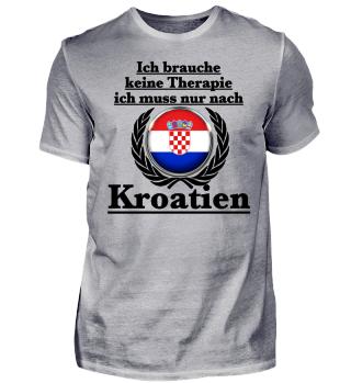 Ich muss nach Kroatien
