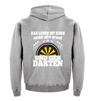 Dart · Darts · Das Leben ist kurz