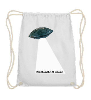 Handpan UFO - resistance is futile