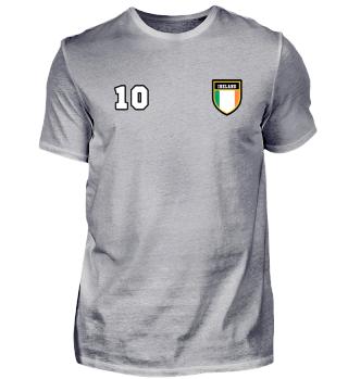 Ireland Irland Fußball Sport Geschenk