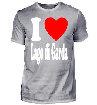 I love Lago di Garda