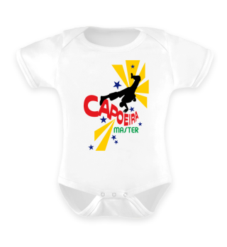 Brazilian Capoeirista Capoeira Master 1