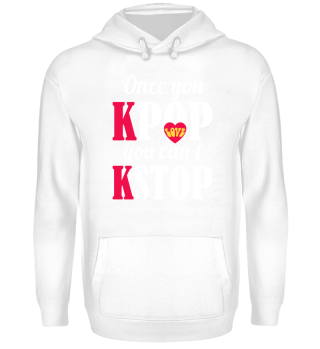 K-Pop cannot stop T-Shirt