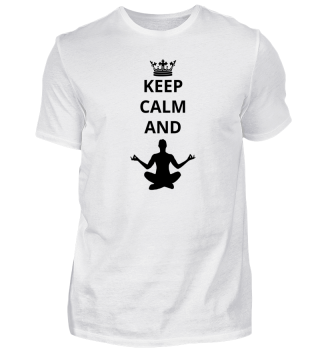 geschenk keep calm and yoga (6)