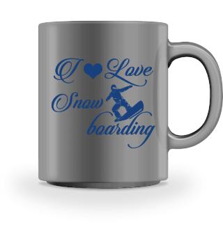 ♥ I LOVE SNOWBOARDING #4BT