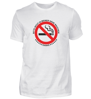 Bitte nicht rauchen DANKE I
