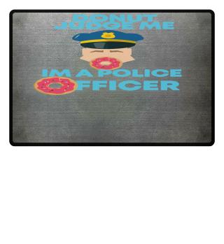 Ich bin Polizist! Geschenk Idee Job Bau