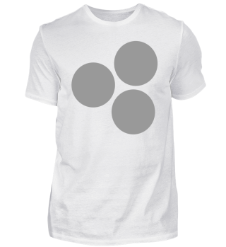 graue Kreise - Trikot - Sport - Idee