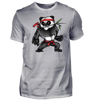 Kungfu Zoo - Panda