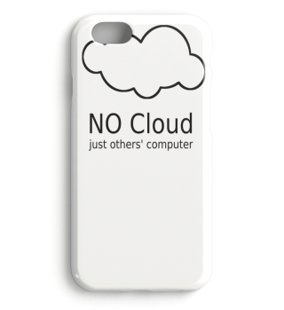 No Cloud, just others' computer Nerd